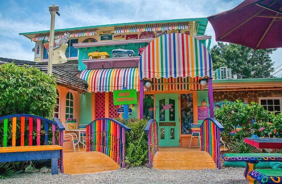 The Bubble Room - Captiva Island, Florida
